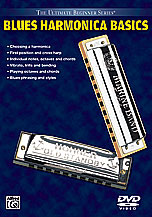 Ultimate Beginner Series: Blues Harmonica Basics