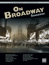 Andy Beck and Brian Fisher : On Broadway Songbook : Solo : 01 Songbook & 1 CD : 038081289861  : 00-26266