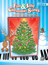 Fun & Jolly Christmas Songs, Book 2