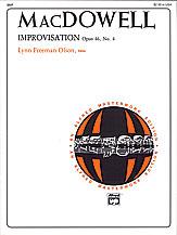 Improvisation, Opus 46, No. 4