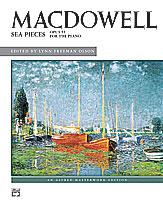 MacDowell: Sea Pieces, Opus 55