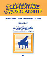 Alfred's Basic Piano Library Musicianship Book One: Elementary Musicianship