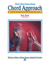 Alfred's Basic Piano: Chord Approach Solo Book 2