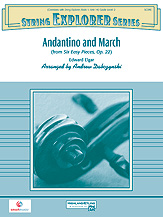 Andantino and March
