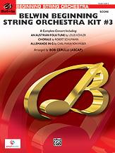 Belwin Beginning String Orchestra Kit #3