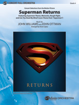 <I>Superman Returns,</I> Concert Selections from