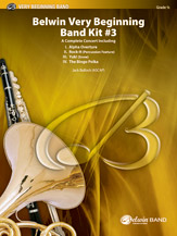 Belwin Very Beginning Band Kit #3: (wp) E-flat Tuba T.C.