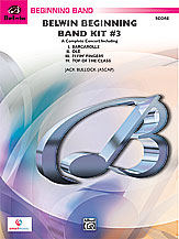 Belwin Beginning Band Kit #3: 1st B-flat Trumpet