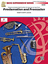 Proclamation and Procession: 1st B-flat Trumpet