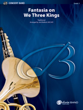 Fantasia on We Three Kings: 1st Trombone
