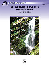 Shannon Falls (Movement 2 from Sea to Sky): 2nd Percussion