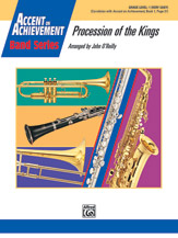Procession of the Kings: E-flat Alto Saxophone