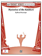 Mysteries of the Kalahari: 2nd B-flat Trumpet