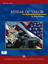 Medal of Valor: B-flat Bass Clarinet
