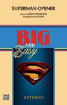 Superman Opener (Conductor Score & Parts) (Marchin