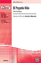 Sally K. Albrecht : El Pequeno Nino (The Tiny Baby) : Showtrax CD : 038081295473  : 00-27287