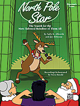 Sally K. Albrecht and Jay Althouse : North Pole Star : Songbook : 038081296302  : 00-27370