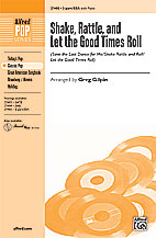 Greg Gilpin : Shake, Rattle, and Let the Good Times Roll : Showtrax CD : 038081296654  : 00-27406