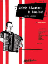 Palmer-Hughes Accordion Course - Melodic Adventures in Bassland