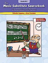 The Music Substitute Sourcebook, Grades K-3