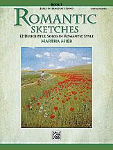 Romantic Sketches, Book 1