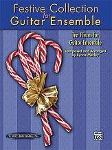 Festive Collection for Guitar Ensemble