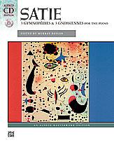 3 Gymnopédies & 3 Gnossiennes  By Erik Satie / ed. Murray Baylor / perf. Klara Kormendi (#AL-00-28056) thumbnail