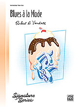 Blues a la Mode