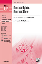 Another Op'nin', Another Show : SATB : Philip Kern : Cole Porter : Kiss Me, Kate : Sheet Music : 00-28554 : 038081310985