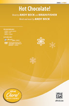 Andy Beck : Hot Chocolate! : Showtrax CD : 038081312378  : 00-28693