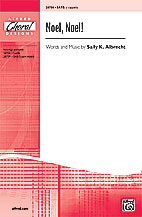 Noel, Noel! : SATB : Sheet Music : 00-28758 : 038081313030