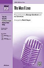 Mark Hayes : The Man I Love : Showtrax CD : 038081313153  : 00-28770