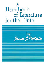 Handbook of Literature for the Flute