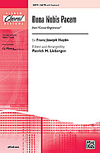 Dona Nobis Pacem (from <i>Grosse Orgelmesse</i>)