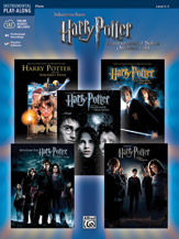 <i>Harry Potter</i> Instrumental Solos (Movies 1-5)