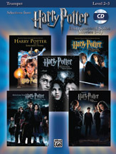 Harry Potter Instrumental Solos (Movies 1-5) (Book