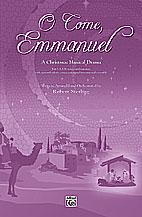 O Come, Emmanuel : SATB : Robert Sterling : Sheet Music : 00-29242 : 038081315928