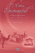 O Come, Emmanuel : SAB : Robert Sterling : Sheet Music : 00-29243 : 038081315935