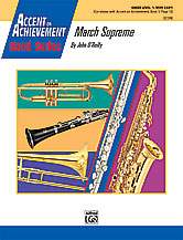 March Supreme: 1st Trombone