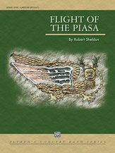 Flight of the Piasa: 2nd B-flat Clarinet