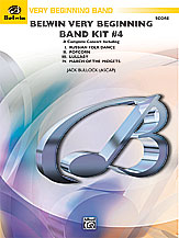 Belwin Very Beginning Band Kit #4: Timpani