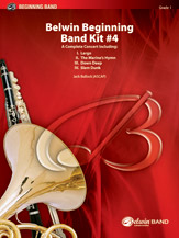 Belwin Beginning Band Kit #4: 1st F Horn