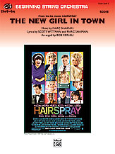 The New Girl in Town (from <i>Hairspray</i>)