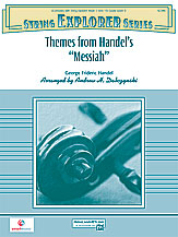Themes from Handel's <i>Messiah</i>