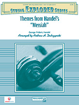 Themes from Handel's <i>Messiah</i>