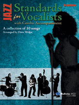 Jazz Standards for Vocalists with Combo Accompaniment