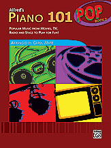 Alfred's Piano 101, Pop Book 2