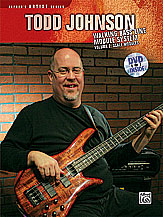 Todd Johnson Walking Bass Line Module System, Volume 2: Scale Modules