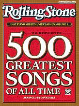 <i>Rolling Stone</i> Easy Piano Sheet Music Classics, Volume 1