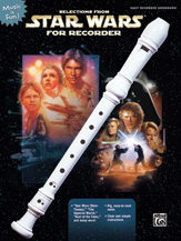 Star Wars for Recorder, Selections from